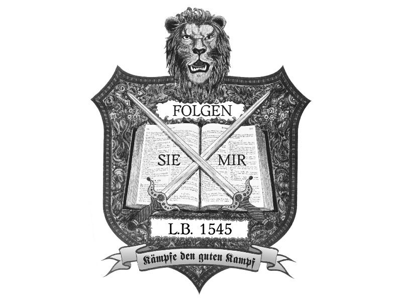 German Shield lion